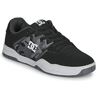 Shoes Men Low top trainers DC Shoes CENTRAL Black / White