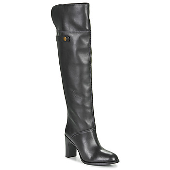 Shoes Women High boots See by Chloé NAVY Black
