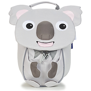 Bags Children Rucksacks Affenzahn KARLA KOALA Grey