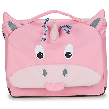Bags Girl Satchels Affenzahn ULRIKE UNICORN Pink