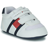 Shoes Children Low top trainers Tommy Hilfiger  White