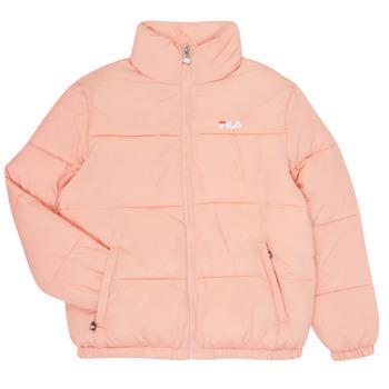 material Girl Duffel coats Fila STORM Pink