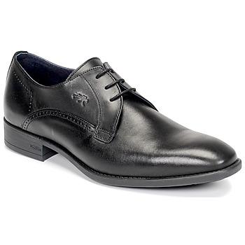 Shoes Men Derby shoes Fluchos LUKE Black