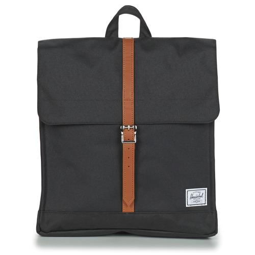 Bags Rucksacks Herschel CITY Black