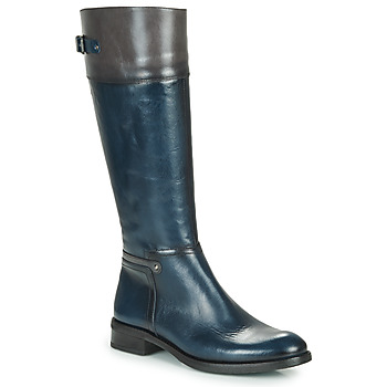 Shoes Women Boots Dorking TIERRA Blue / Grey