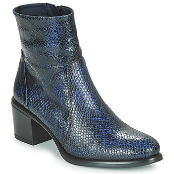 Shoes Women Ankle boots Dorking LEXI Blue