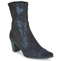 Shoes Women Ankle boots Dorking DEISY Blue
