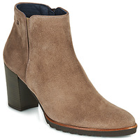 Shoes Women Ankle boots Dorking THAIS Beige