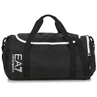Bags Sports bags Emporio Armani EA7 TRAIN CORE U GYM BAG SMALL Black / White