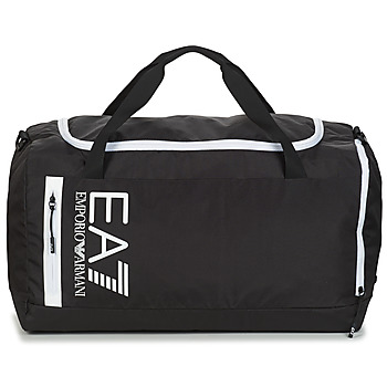 Bags Sports bags Emporio Armani EA7 TRAIN CORE U GYM BAG Black / White