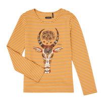material Girl Long sleeved shirts Ikks XR10102 Brown
