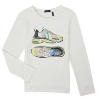 material Girl Long sleeved shirts Ikks XR10172 White