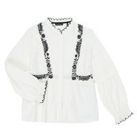 material Girl Shirts Ikks XR12022 White