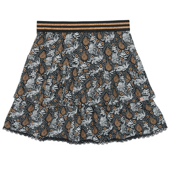 material Girl Skirts Ikks XR27082 Black