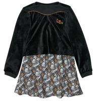 material Girl Short Dresses Ikks XR30162 Black