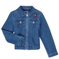 material Girl Denim jackets Ikks XR40052 Blue