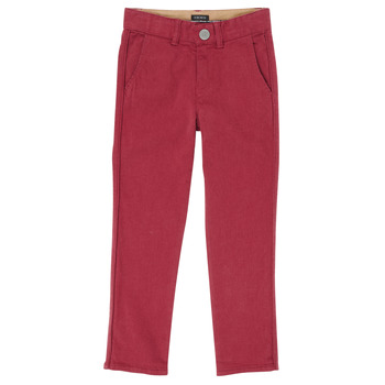 material Boy 5-pocket trousers Ikks XR22093 Red