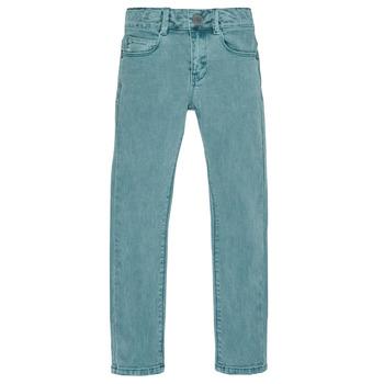 material Boy slim jeans Ikks XR29013 Green