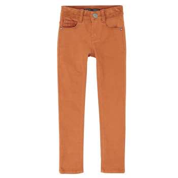 material Boy slim jeans Ikks XR29013 Brown