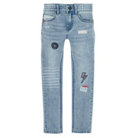 material Boy slim jeans Ikks XR29053 Blue