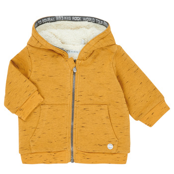 material Boy Jackets / Cardigans Ikks XR17031 Yellow