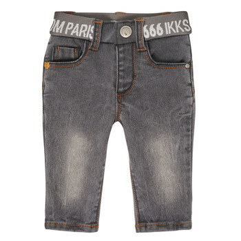 material Boy slim jeans Ikks XR29011 Grey