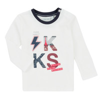 material Boy Sets & Outfits Ikks XR36001 White