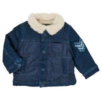 material Boy Blouses Ikks XR40031 Blue