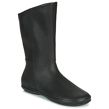 Shoes Women Mid boots Camper RIGHT NINA Black