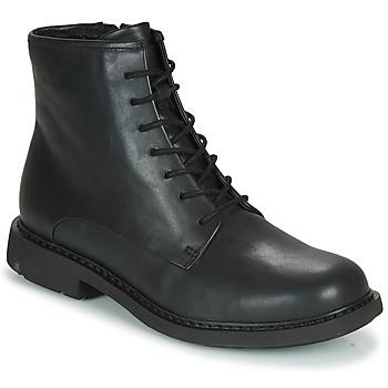 Shoes Women Mid boots Camper MILX Black
