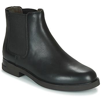 Shoes Women Mid boots Camper IMN0 Black