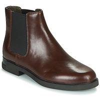 Shoes Women Mid boots Camper IMN0 Brown