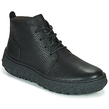 Shoes Men Mid boots Camper GRN1 Black