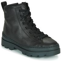 Shoes Children Mid boots Camper BRUTUS Black
