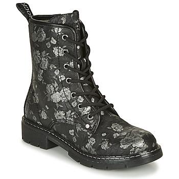 Shoes Women Mid boots Dockers by Gerli 45PN201 Black