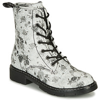 Shoes Women Mid boots Dockers by Gerli 45PN201 White