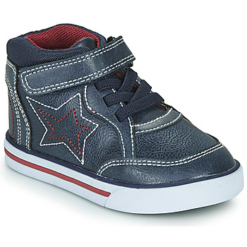 Shoes Boy High top trainers Chicco FLORINDO Blue