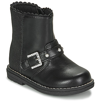 Shoes Girl Boots Chicco CANCAN Black