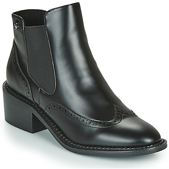Shoes Women Ankle boots Chattawak MODESTO Black