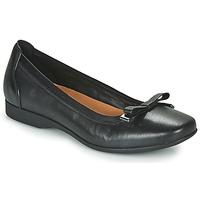 Shoes Women Court shoes Clarks UN DARCEY BOW Black