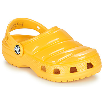 Shoes Children Clogs Crocs CLASSIC NEO PUFF CLOG K Yellow