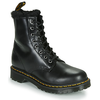Shoes Women Mid boots Dr Martens 1460 SERENA Black