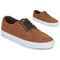 Shoes Men Low top trainers Element TOPAZ C3 Brown