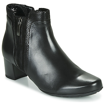 Shoes Women Ankle boots Gabor 5282857 Black