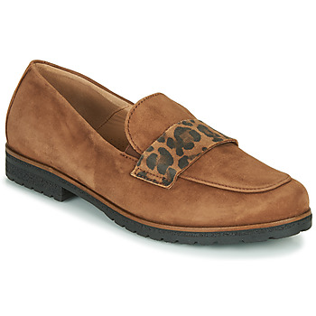 Shoes Women Loafers Gabor 5243241 Camel