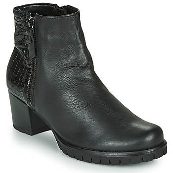 Shoes Women Ankle boots Gabor 5665367 Black