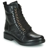 Shoes Women Mid boots Mjus CAFE CHAIN Black