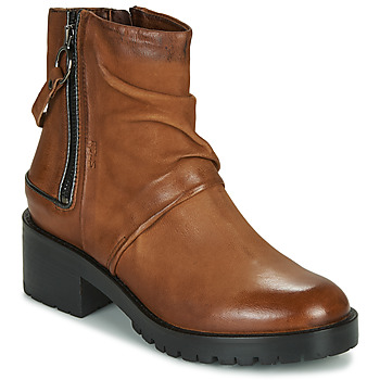 Shoes Women Ankle boots Mjus SAVOURY Brown