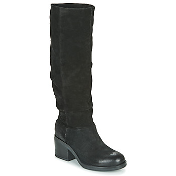 Shoes Women Boots Mjus KIKKA HIGH Black