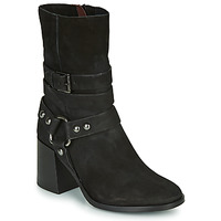 Shoes Women Ankle boots Mjus TUA BUCKLE Black